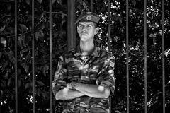 Greek soldier, Athens (martin.mutch) Tags: