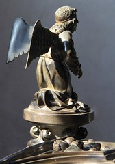 (:Linda:) Tags: sculpture metal angel germany town thuringia sarcophagus rmhild petervischer peoplemadeofmetal