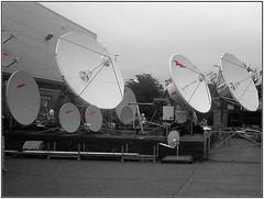 Cash In The Attic - Sep 2013 (nikon_13) Tags: sky moon radio stars tv dish farm satellite cable rocket
