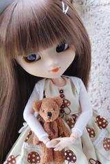 Millie par Lyloutoon (~Louna~) Tags: teddy wig pullip nina custom