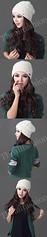 HW-0003-หมวกไหมพรมโครเชต์ลายละเอียดใส่กระชับศีรษะและใบหูอบอุ่นเรียบหรูมีสไตล์-สีครีม