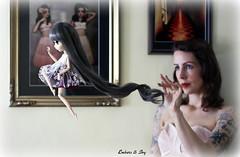 Power dreams (pure_embers) Tags: uk girl fashion sisters asian doll dolls power gray royal ivy human planning pullip pure jun embers telekinesis leeke obitsu royalgray leekeworld prupate pureembers