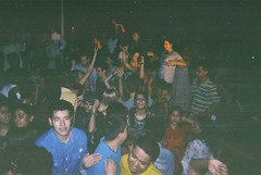 Hot in herre (Florian_Dr) Tags: voyage camera trip boy party india film youth night analog vintage photography indian grunge grain teenagers teens parties jeunesse adventure explore teen journey indie teenager nightlife traveling youngster kolkata calcutta disposable argentique inde disposables juventud jetable