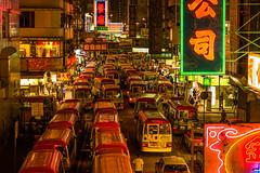 Hong Kong   |   Embolism (JB_1984) Tags: redminibus minibus publiclightbus bus publictransport taxi sharetaxi traffic trafficjam neon mongkok yautsimmongdistrict kowloon kowloonpeninsula hongkong 香港 hongkongsar hk china nikon d7100 nikond7100 explore explored