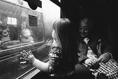 Seven Valley Railway (alexwardphoto) Tags: santa monochrome fuji railway trains kidderminster sevenvalleyrailway xpro1 xf18mmf2 vision:people=099 vision:face=099 vision:dark=0606 vision:outdoor=0925