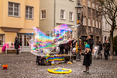 Bubbles in Augsburg