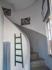"Interior de nuestra Torre Guardabarreras <a style=""margin-left:10px; font-size:0.8em;"" href=""http://www.flickr.com/photos/67776226@N07/11583111786/"" target=""_blank"">@flickr</a>"