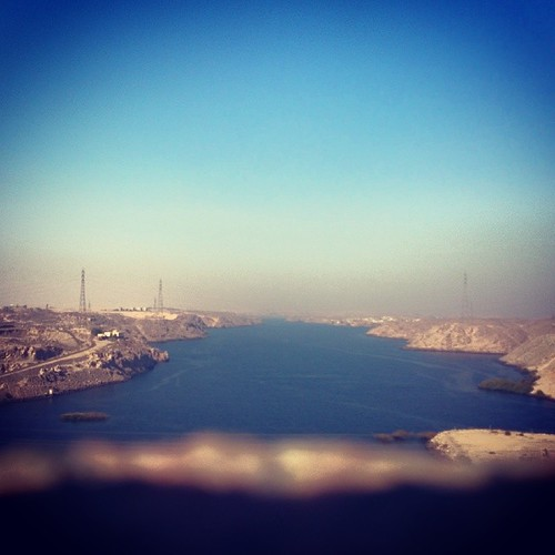 #BelovedEgypt: The Aswan Dam is an embankment dam situated across the Nile River in Aswan, Egypt. Since the 1960s, the name commonly refers to the High Dam. Construction of the High Dam became a key objective of the Egyptian Government following theEgypti