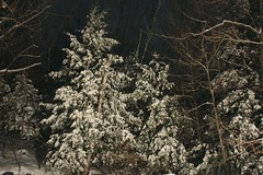 2014_0205Just-Another-Snow-Storm0001 (maineman152 (Lou)) Tags: longexposure nightphotography winter lake pond maine snowstorm nightscene nightphoto february badweather longexposurephoto longexposurephotography westpond