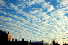 Streaky clouds (upthecliffs) Tags: city winter sky urban sun clouds d50 nikon day pittsburgh citylife daytime cloudporn
