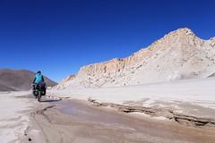 Cycling to Bonete