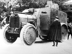 Daimler DZR (police) (!) Tags: daimler