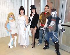 DSFE2014_D2-11 (Cutterin) Tags: dc cosplay xmen wonderwoman lobo adamhughes marvel comiccon wolverine zatanna whitewitch emmafrost cutterin dallasscifiexpo2014