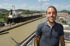 Panama Canal, Panama, January 2014