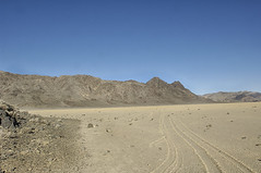 Race Track - Looking South - Death Valley: From A to Z (Bower Media) Tags: camping warning moving rocks deathvalley outdoorphotography lippencottroad larrydonoso larryadonoso photolarryadonosoracetrack