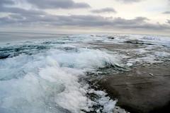 icy adventure (joy.jordan) Tags: winter ice lakemichigan