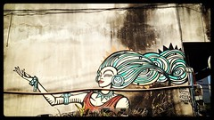 4386952C-27F9-4CAB-A9DB-1853A3800429 (lonely radio) Tags: streetart thailand pipes chiangmai walls accent ansel vinstant kitcam