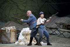 Border Control: La Fille du régiment's influence on Italian opera