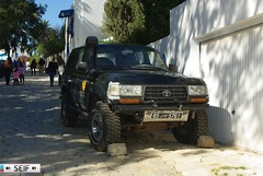 Toyota Land cruiser Tunisia 2014 (seifracing) Tags: traffic tunisia tunis transport trucks tunisie tunesien 2014 seifracing