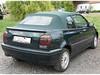 VW Golf III-IV Cabrio (1994-00) Akustik-Luxus-Verdeck mit seitlichen Regenrinnen