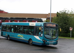 Arriva Midlands North 3748 YJ59BVL VDL SB200 Wright Pulsar (chrisbell50000) Tags: bus station north telford deck single wright pulsar 44 connect midlands decker arriva wrekin vdl 3748 sb200 yj59bvl chrisbellphotocom