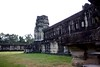 First Floor Exterior Left South Wall Angkor Wat (Patumraat) Tags: world old travel holiday building tourism architecture wonder thailand temple ancient cambodia vishnu god religion ruin culture buddhism siem classical civilization wat hindu asean reise reab