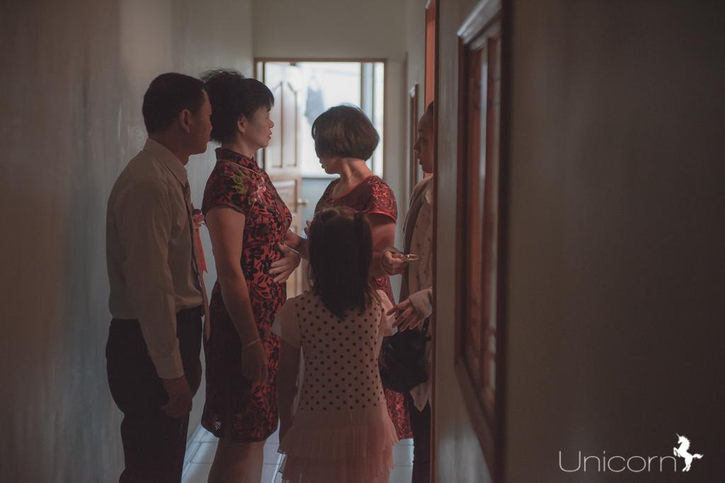 《南投婚攝》小楊 & 牙牙婚禮攝影 / 南投集集鎮