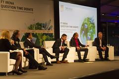 FT IRENA Question Time Debate (International Renewable Energy Agency (IRENA)) Tags: solar energy international agency times financial debate renewable impulse irena