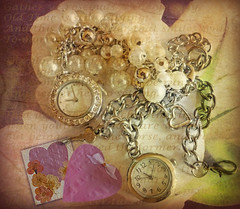 Our Time Together Is Precious (virtually_supine) Tags: texture collage photomanipulation vintage silver romance pearls layers clocks digitalmanipulation rosebub pse9 photoshopelements9 photoshopelements13mac pse13mac kreativepeopleclocksandtimepieceschallenge robertherricktothevirginstomakemuchoftime