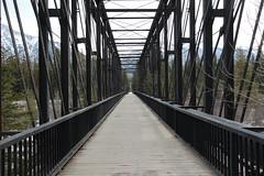 Bridge hunting Canmore Alberta Canada (davebloggs007) Tags: bridges alberta chinook canmore