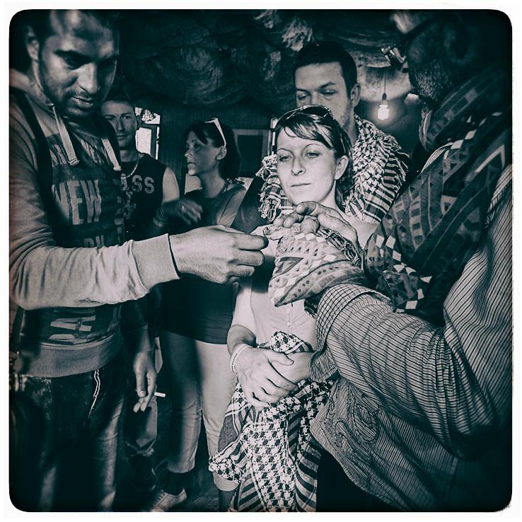 BBW arabischer Tanz