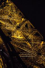 Eiffel Tower by Night (IFM Photographic) Tags: paris france ex night canon eiffeltower sigma os nighttime latoureiffel champdemars 75007 7th f28 dg 70200mm 7me gustaveeiffel 7e 600d hsm sigma70200mm ladamedefer img7112a 7tharrondisment arondisment sigma70200mmf28exdgoshsm