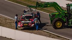 DTM Hockenheimring 2016 Germany (zingg.michael) Tags: car race racecar crash audi hockenheim dtm bosch teufel rs5