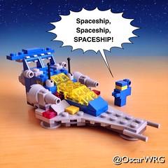 #LEGO #Microbuild #Benny #Micro #Spaceship #MicroSpaceship #SpaceshipSpaceshipSPACESHIP @lego_group @lego @bricksetofficial @bricknetwork @brickcentral (@OscarWRG) Tags: lego micro benny spaceship microbuild spaceshipspaceshipspaceship microspaceship