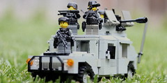 Search and Destroy (Brick Police) Tags: lego military legos minifig blackops contractors