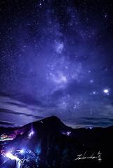 Galaxy @ Mt. Hehuan (Jennifer ) Tags: mountain star nikon weekend galaxy hualien  cartrail     d4s   carlzeissdistagont2815zf
