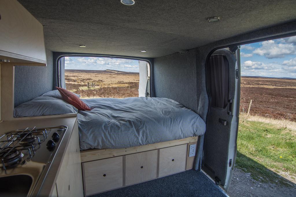 Campervan Conversion Craig Skinner