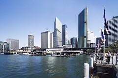 Небоскреб Quay Quarter Tower в Сиднее