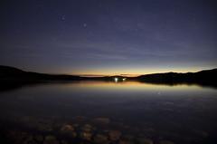 edsleskog (dovlindphoto) Tags: longexposure nightphotography lake reflection water night stars pentax sweden ml dovlind dovlindphoto