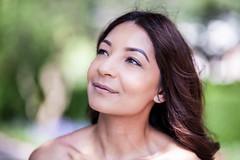 Yessenia Aguilera (Kym Ellis) Tags: uk summer woman beautiful beauty closeup makeup naturallight honduran flawless yessenia 5dmk2