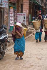 Earth Mover (Mark S Weaver) Tags: kathmandu nepa