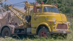 1956 Dodge coe wrecker (PAcarhauler) Tags: truck dodge mopar coe wrecker cabover