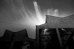 the.blast (jonathancastellino) Tags: leica cloud sun ontario building window architecture clouds hamilton m summicron through blast
