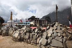 028 (timmanickam) Tags: nepal himalayas manistone tengboche everestbasecamp nepaltrek