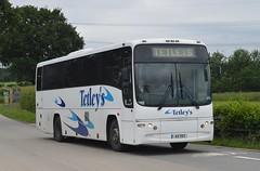 X2 TET: Tetley, Leeds (originally WX53 WFA) (chucklebuster) Tags: x2tet wx53wfa first southern national tetleys volvo b12m transbus paragon 20542
