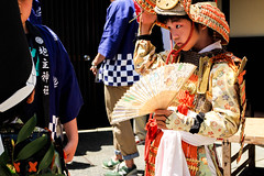 IMG_0271 (arihung829) Tags: boy kyoto child 京都 日本 custom 清水寺 kiyomizudera 人 小孩 武士 戶外 習俗 兒童節
