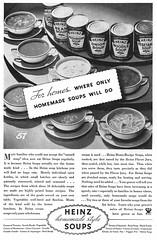 Heinz Soups - 19341200 NatGeo (Jon Williamson) Tags: history vintage advertising ad vintageadvertising vintagead vintascope