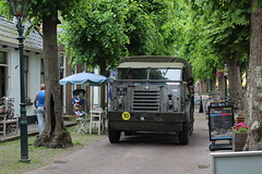 1955 DAF YA 328 (Davydutchy) Tags: netherlands truck army ride military may nederland hobby voiture 328 lorry vehicle frise rit heer convoy paysbas ya friesland hercules armee leger niederlande militr daf reenacting lkw 2016 frysln militair frisia rondrit langweer tocht langwar kolonne ya328 dikkedaf poidslourd legervoertuig legergroen