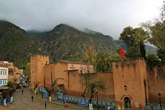 IMG_3607 (rachel_salay) Tags: city blue morocco chefchaouen