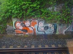 Graffiti in Dortmund 2015 (kami68k []) Tags: graffiti slow illegal slo dortmund bombing bunt 2015